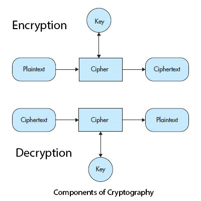 Components of Cryptography