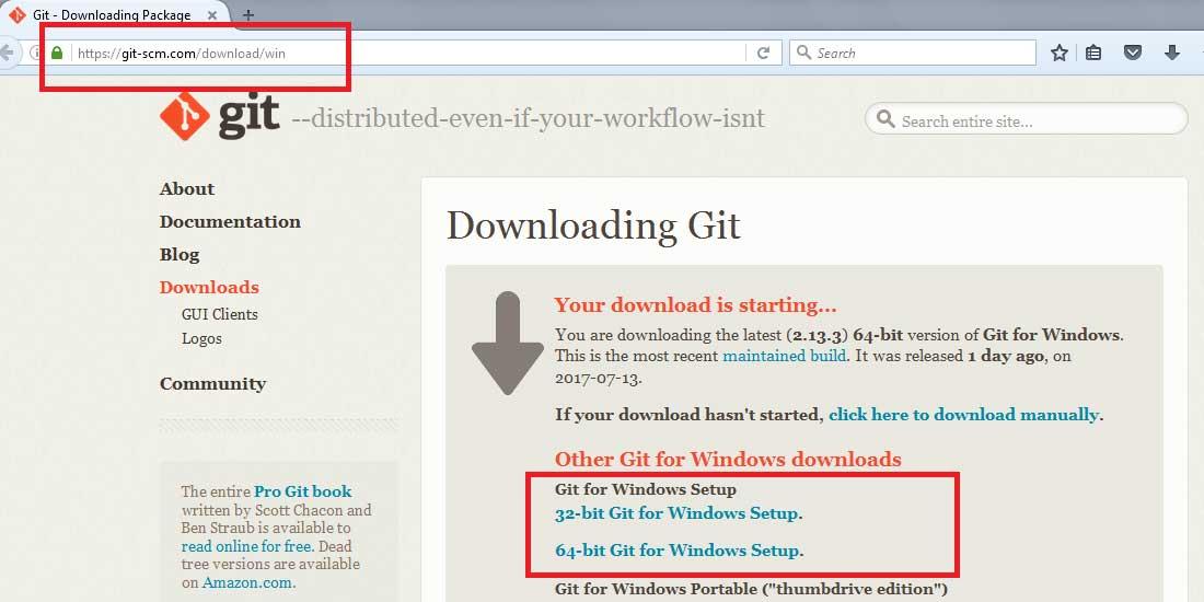 Git for Windows